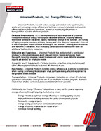 UP-EnergyEfficiencyPolicy
